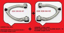 2 x LENKER links+rechts oben MERCEDES-BENZ S-KLASSE W220 / S-KLASSE Coupe C215