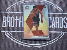Rui Hachimura 2019-20 Mosaic Silver Rookie Washington Wizards