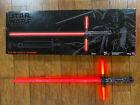 Star Wars The Black Series Kylo Ren Force FX Lightsaber, Case Displayed Only