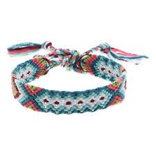 Boho  Bracelet  Unisex Men/Women Hippie  Rope Wristband  Braided SD