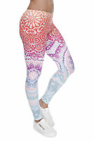 Women's Yoga Gym Fitness Leggings Running Stretch Sports Workout Pants Trousers
