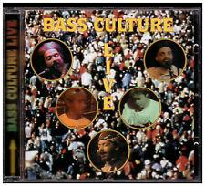Bass Culture - Live CD