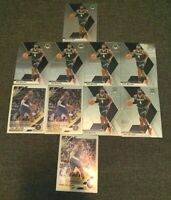 Paul Millsap Lot (10) + Mosaic Silver Holo Prizm + Optic + Denver Nuggets