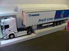 1/50 UH Scania Krone Profi Liner Gardinenplanen-Sattelzug 2012 5709