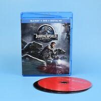 Jurassic World DVD + Blu-Ray - Bilingual - GUARANTEED