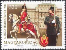 UNGHERIA 2010 REGGIMENTO GUARDIA Ungherese/Militare/Soldato/Cavalli/BADGE 1 V (n45363)