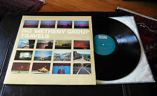 PAT METHENY GROUP Travels 2LPs ECM NM Live LYLE MAYES As Falls Wichita Bilbao