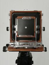 Shen-hao TFC-45 IIB Custom Build 4x5inch Largeformat Großformatkamera Bossscreen