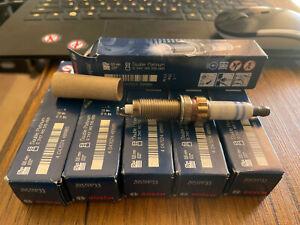 Bosch Double Platinum Spark Plugs ZR5TPP33