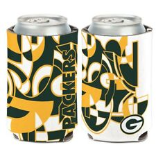 Green Bay Packers Wincraft Nfl Xfit 12oz Can Coolie Free Ship