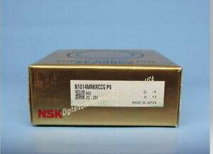 NSK N1014MRKRCCG P4 Super Precision Single Row Tapered Bore Roller Bearings