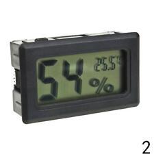 Mini Innenraum Temperatur Feuchtigkeitsmesser Digital LCD Thermometer Hygrometer