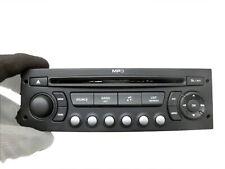 Autoradio CD-Radio RD4 X7 N2 MP3 SX2 VCCF MI für Citroen C5 RD TD 08-10