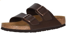 Birkenstock Arizona BS Women Sandals Dark Brown