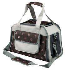 TRIXIE Tasche Libby 25 x 27 x 42 cm braun/grau Transporttasche Tragetasche Hund