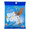 Allan Big Foot Sour Blue Raspberry Gummy Candy 120g 5 Oz Bag FREE SHIPPING