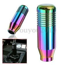 Universal Aluminum Manual Handle Gear Stick Shift Shifter Lever Knob Colorful