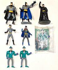 CHOOSE: 1992-2015 Batman Cake Topper/Fast Food * Action Figures DC Comics