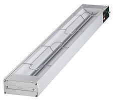 "Hatco GRA48120TCCS 48""W Infrared Strip Heater Std 800W Food Warmer Plug & Chain"