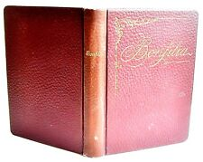 1894 BONFILIA Franziska Baernreither well-meaning words to Catholic daughters VG