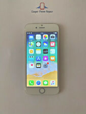 Apple iPhone 6 16GB Unlocked Smartphone - Gold White Excellent Condition