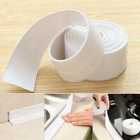 3.2M Bath Wall Bathroom Sealing Strip Self-Adhesive Kitchen Caulk Repair Tape