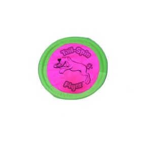 Tail Spin Flyer Floating Flying Discs for Dog Color May Vary BIG DADDY 11 inch