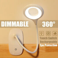 Clip Desk Lamp LED Touch Switch With 3 Modes For Eye Protection 3 Models