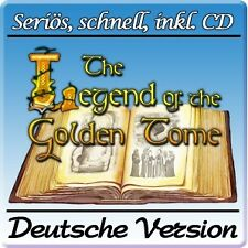 Die Legende des Goldenen Buches - PC - Windows XP / VISTA / 7 / 8 / 10