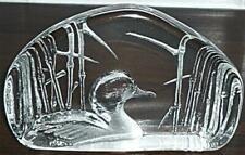 Bird Retro Art Glass