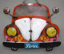 Metal Volkswagen Sign Gas Oil Garage Man Cave Home Decor Car Front Bug Beetle