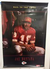 Joe Montana Costacos  Poster