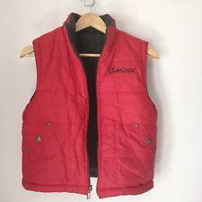 Ecko Unlimited Boys Reversible Vest Size M