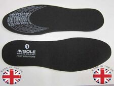 Memory Rubber Gel Support Pain Relief Massaging Golf Sport Insole