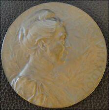 Pauline VIARDOT (Opera): Portrait Medal by Kautsch