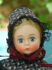 Retired Madame Alexander #439 Mother Hubbard 8 inch Doll