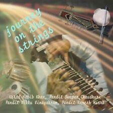 KHAN,USTAD HABIB : Journey on the Strings CD