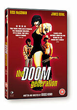 Doom Generation (DVD, 2012)  - DISC ONLY