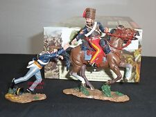 King and Country crw24sl 11th USSARI il Salvataggio in metallo giocattolo Soldato Figure Set