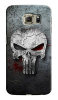 The Punisher Logo Samsung Galaxy S4 5 6 7 8 9 10 E Edge Note 3 - 10 Plus Case