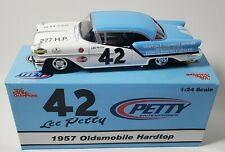 1/24 Lee Petty #42 1957 Olds Hardtop Newton & Chappell 1 of 1002 BLUE BOX