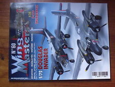 $$y Revue Wing Masters N°60 Douglas INader  P-47D Thunderbolt  Lavotchkine La5FN