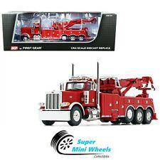 First Gear 1:64 Peterbilt 389 with Century 1150 Rotator Wrecker Tow Truck Red