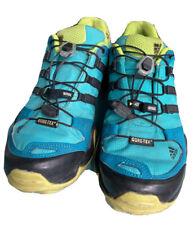 Adidas Terrex Swift R Teal Green Gore-tex Hiking Trail Running Shoe Wm's 7 (38)