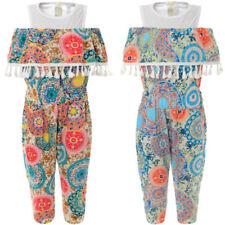 Mädchen-Overalls aus Polyester in Größe 98