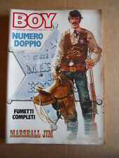CORRIERE BOY n°47 1977 Marshall Jim - Milano Sezione Omicidi   [G534B]