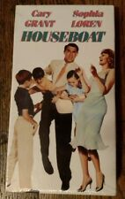 NEW SEALED Houseboat with Cary Grant & Sophia Loren (VHS, 1991)