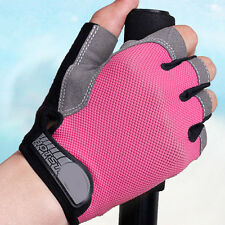 Weight Lifting Half Finger Handschuhe Fitness Training Gym Bike Handschuhe