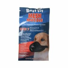 Lm Nylon Fabridog Best Fit Muzzle Size 7 (Dogs 80-100 lbs)