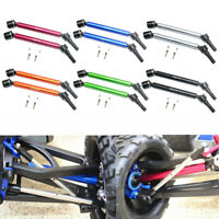 Upgrade Front & Rear Adjust Universal joint Rod Link for 1/10 Traxxas E REVO 2.0